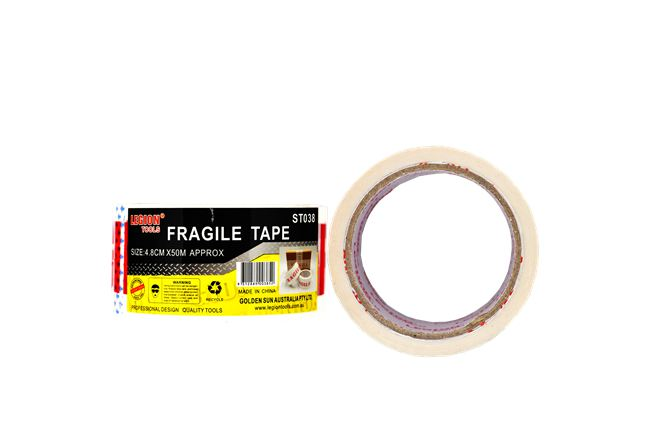 Packing Tape-Fragile 48MMx50M