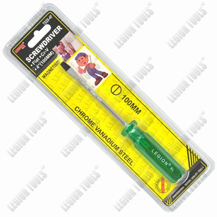 Flat Screwdriver(Crv) 100MM