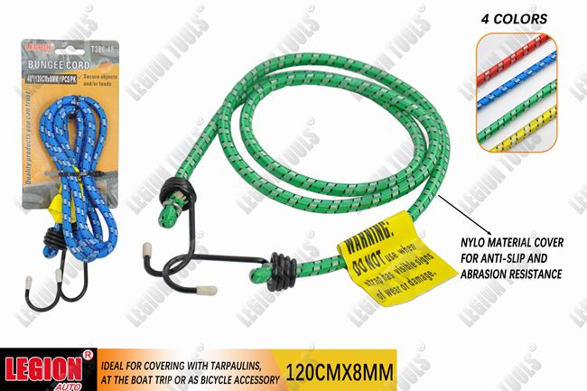 Bungee Cord 48(1.2M)1Pc