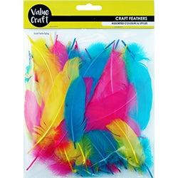 Feathers Goose Bright 6g