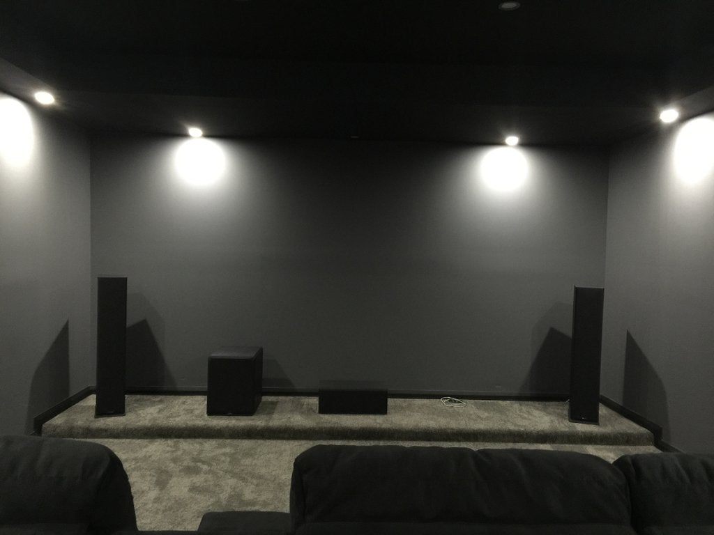 Dedicated Cinema Room