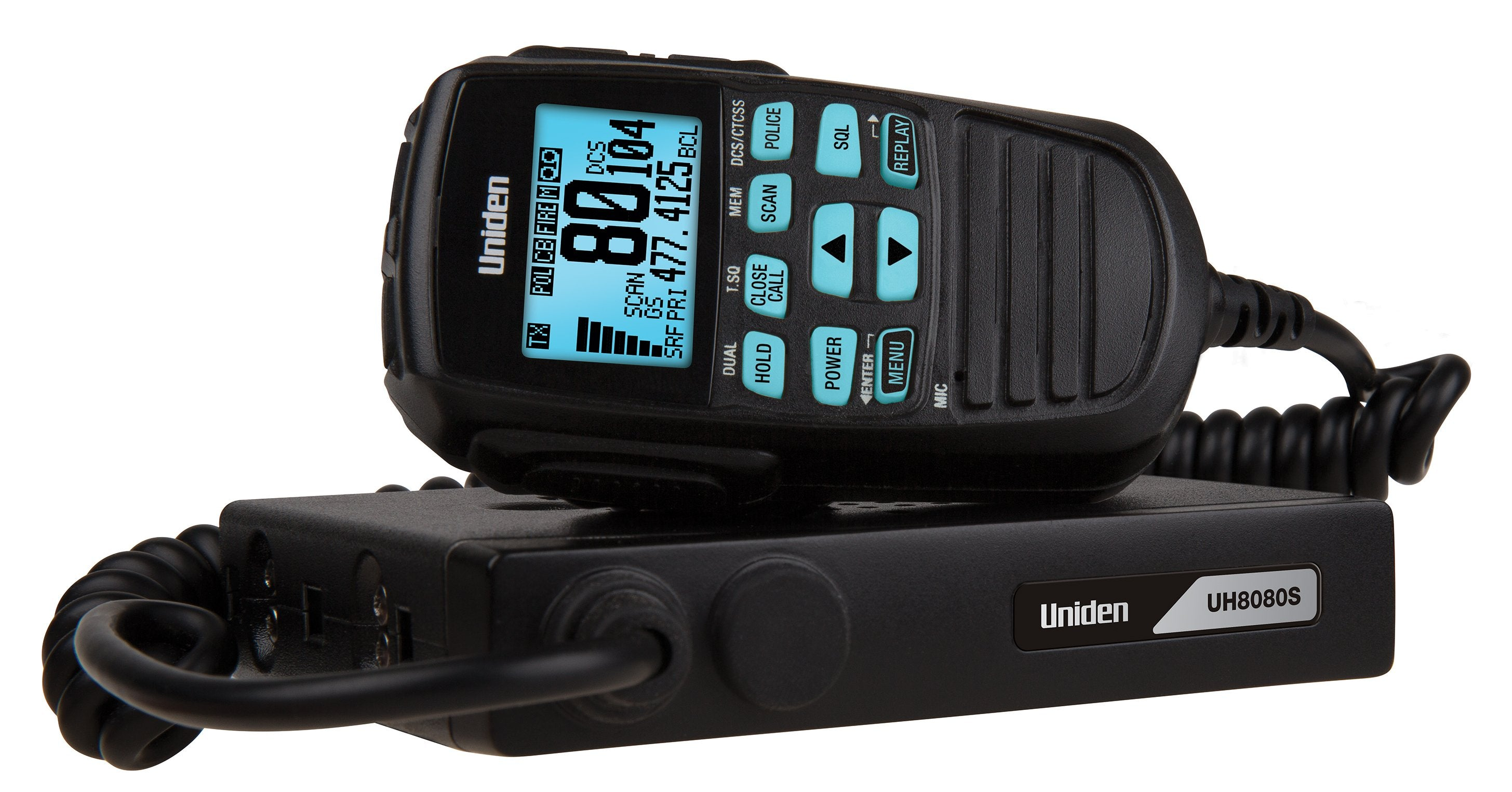 Uniden Mobile CB Radio UH8080S