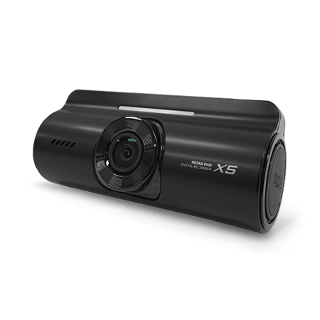IROAD X5 2ch Dash Camera 32gb