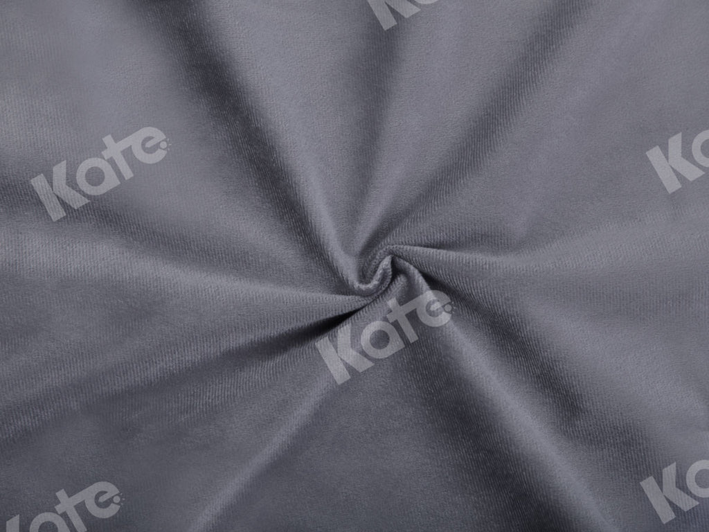 Kate Solid Grey Color Portrait Photography Backdrop(HGCSB)