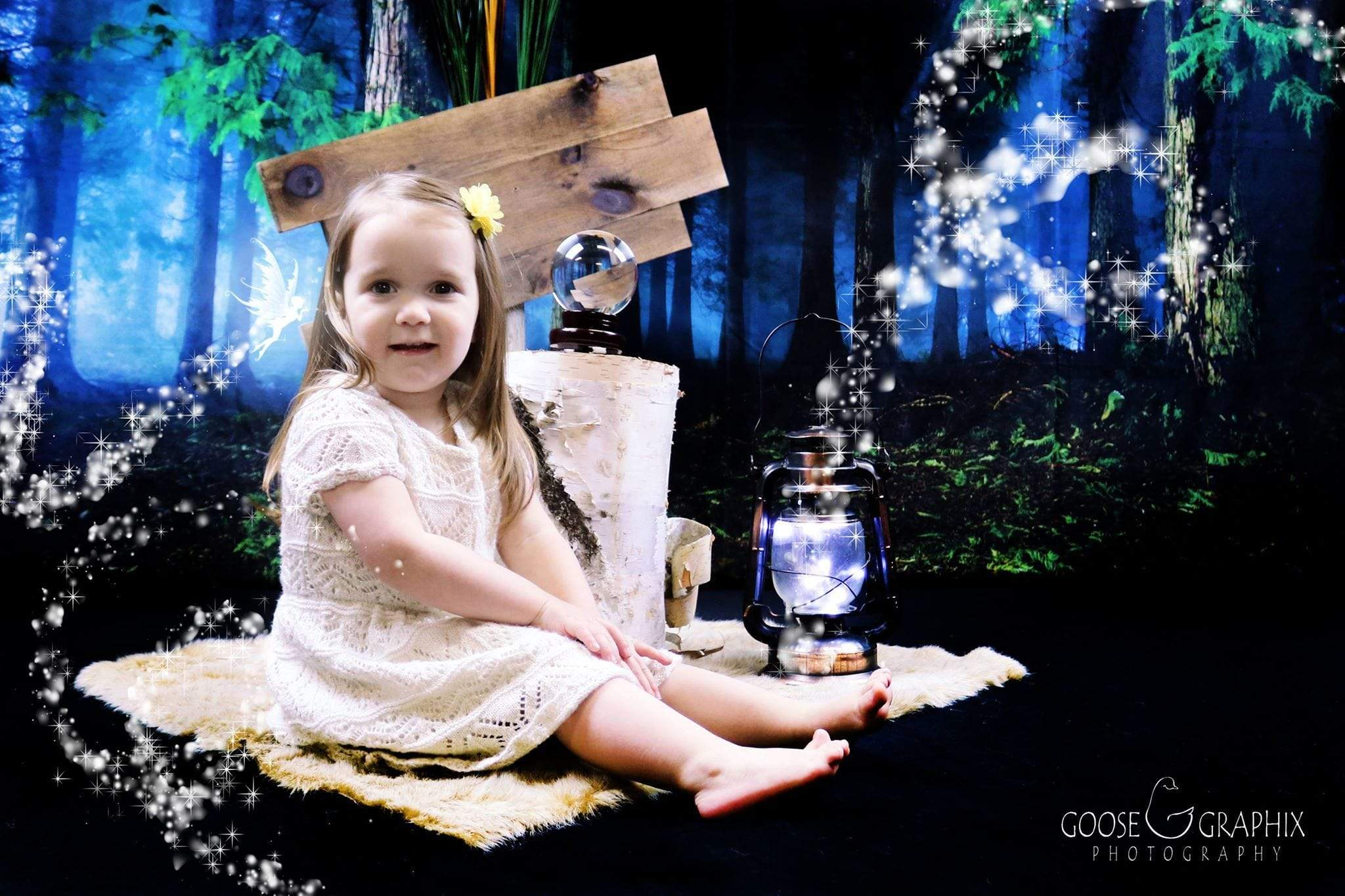 Load image into Gallery viewer, Katebackdrop£ºKate Green Magic Forest Easter Spring Backdrop photography