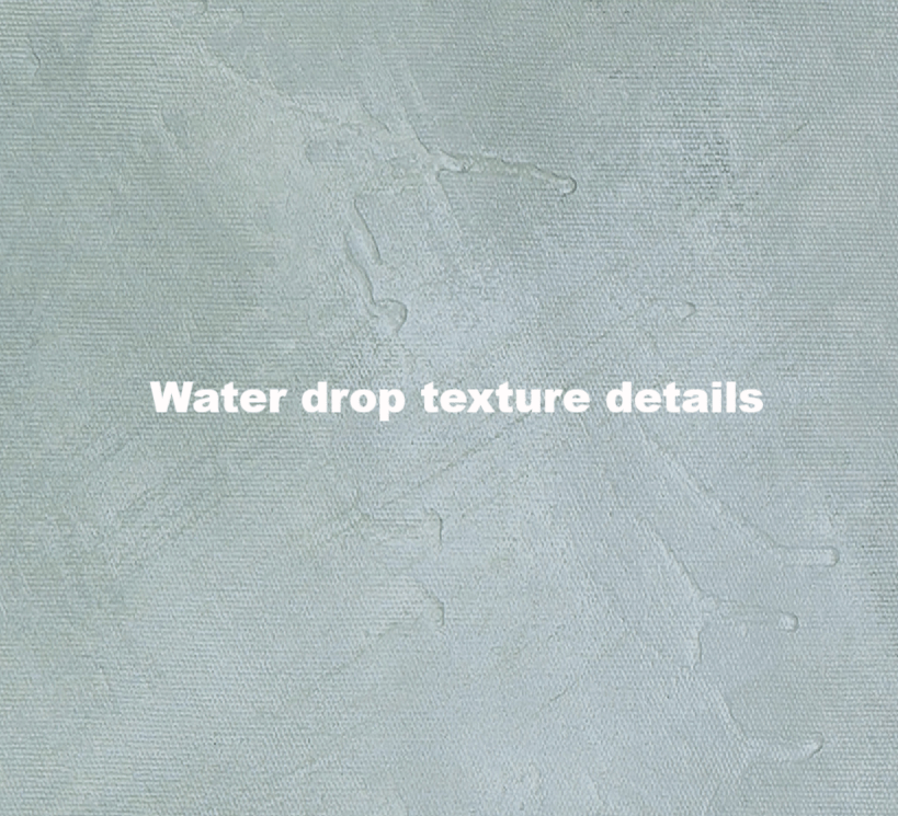 Load image into Gallery viewer, Kate Sea Green Water Drop Abstract Texture Backdrop Designed by Veronika Gant
