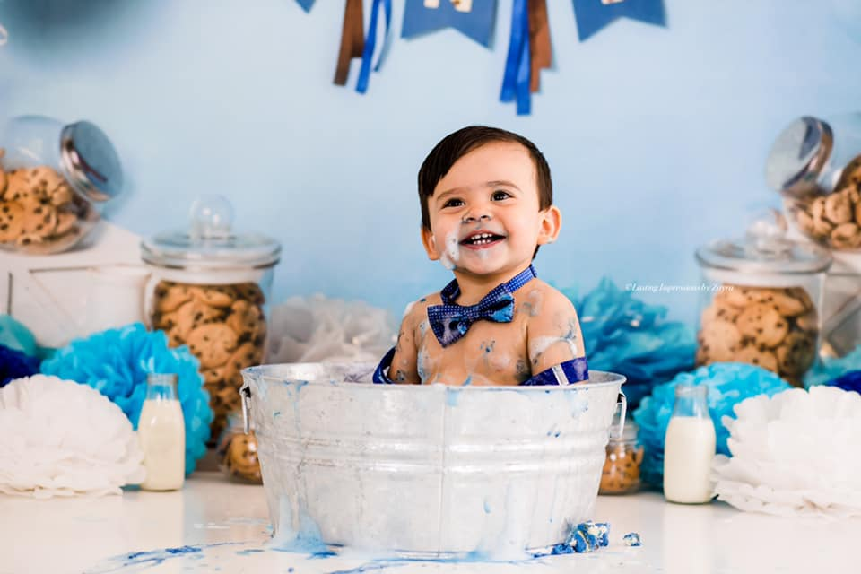 Kate Cookie Children Backdrop Designed by Laura Lee Photography