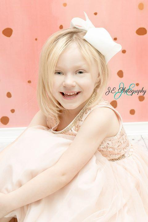 Kate Pink Bright Valentines Dream Backdrop designed by Jerry_Sina