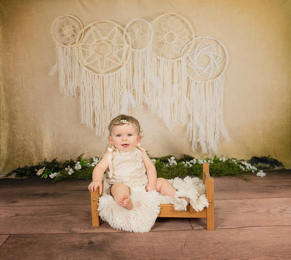 Kate DreamCatchers Decoration  Backdrop for Photography Designed by Arica Kirby