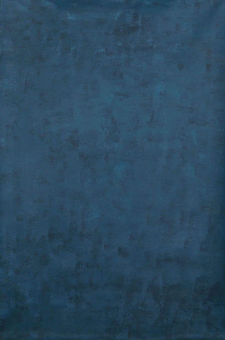 Kate Hand Painted Canvas Denim Blue Spray Painted Backdrops