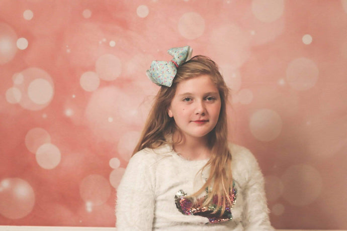 Kate Rose Golden Bokeh Giltter Backdrop for Photography