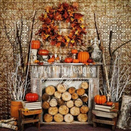 Kate Golden Fall Backdrop Designed By Arica Kirby