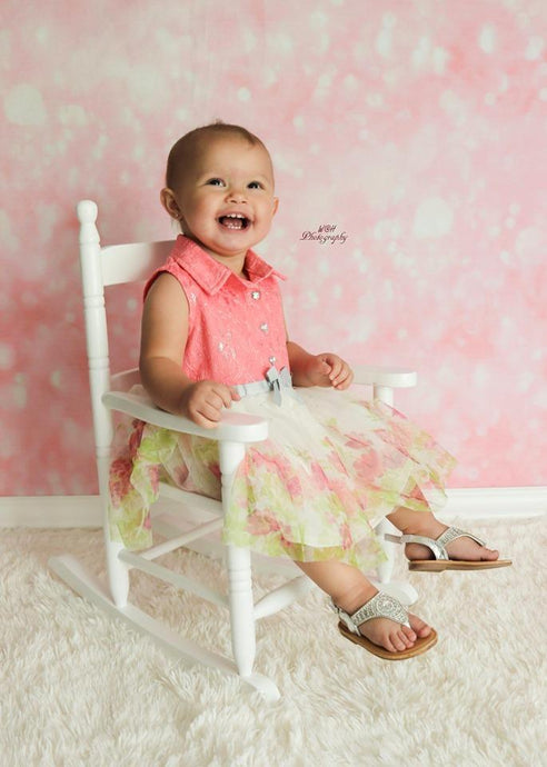 Kate Rose Golden Bokeh Backdrop Photography Studio for Children