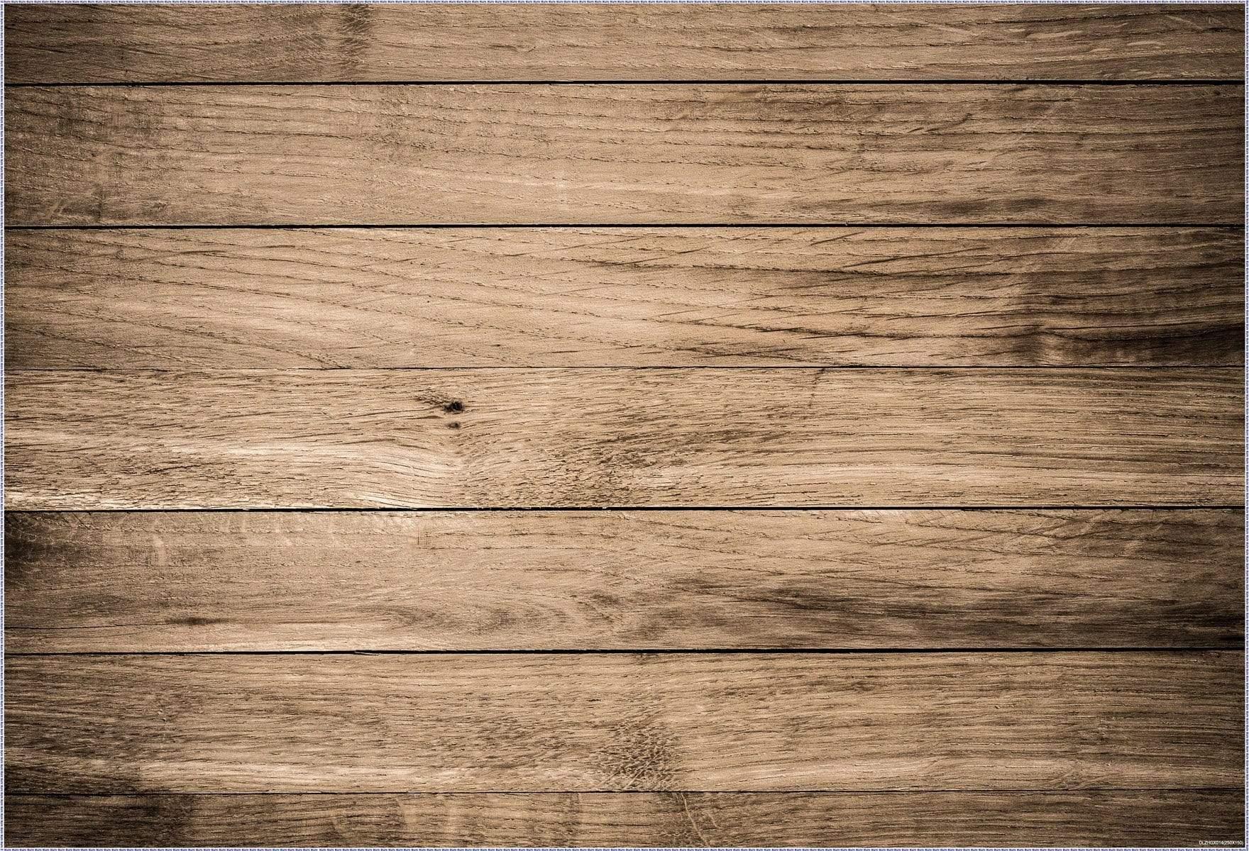 Load image into Gallery viewer, Katebackdrop AU Brown wood rubber floor mat