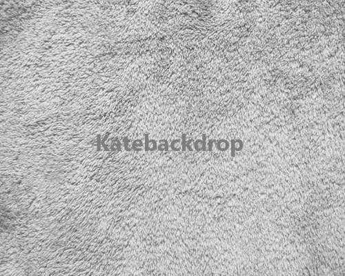 Load image into Gallery viewer, Kate Grey Blanket Rubber Floor Mat