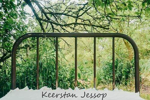 Kate Outdoor Headboard with Trees Family Backdrop for Photography Designed By Keerstan Jessop