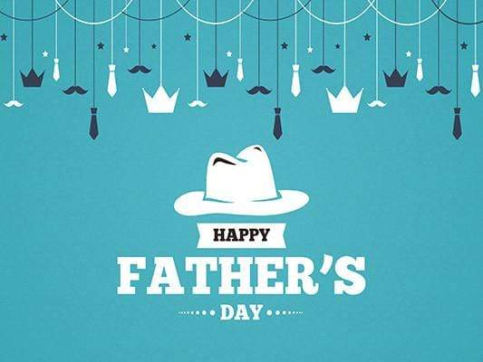 Katebackdrop£ºKate Happy Father'S Day Cartoon Background For Children Photo Shoot