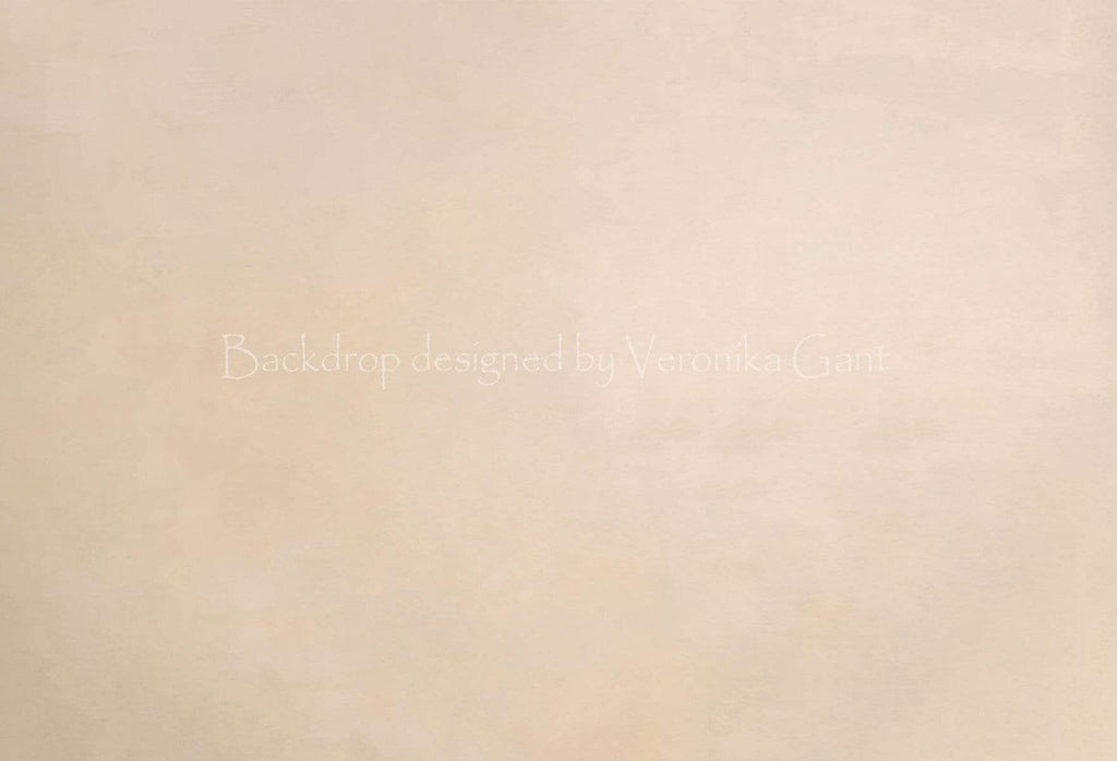 Kate Fine Art Light Beige Abstract Texture Backdrop Designed by Veronika Gant