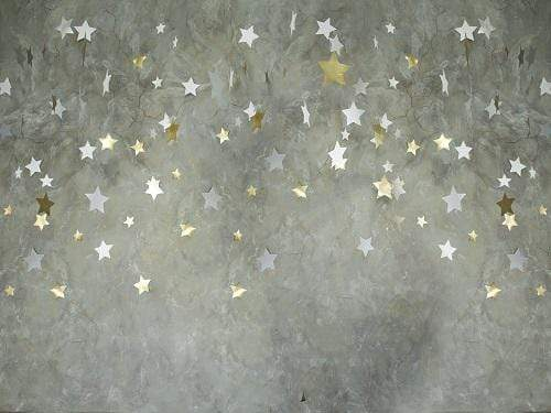 Kate Fine Art with Stars Backdrop Designed By Jerry_Sina