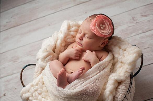 Load image into Gallery viewer, Newborn Baby Stretch Wrap Photo Props Wrap-Baby Photography Props AU