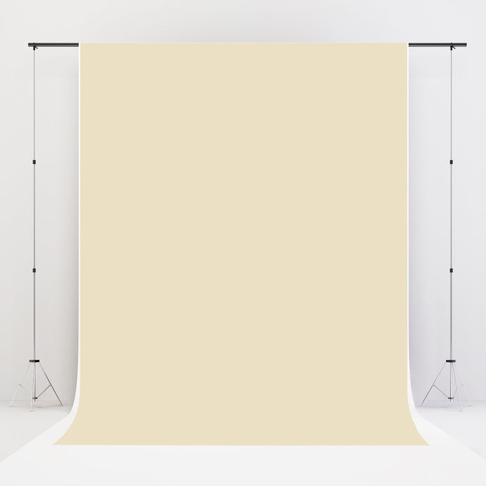 Kate Solid Cream Cloth Photography Backdrop Portrait