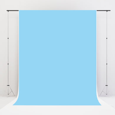 Kate Solid Blue Cloth Photography Backdrop Portrait Photographer