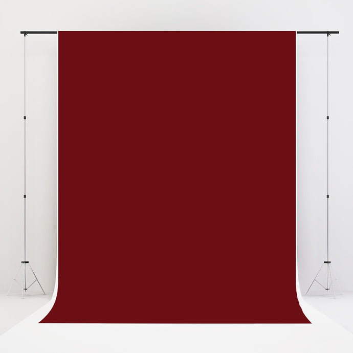 Kate Deep Red Solid Cloth Photography Fabric Backdrop