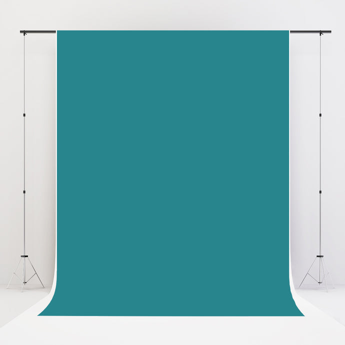 Kate Blue Green Solid Photography Backdrop
