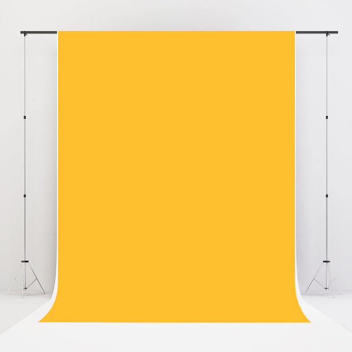 Kate Gold Yellow Solid Cloth Photography Fabric Backdrop