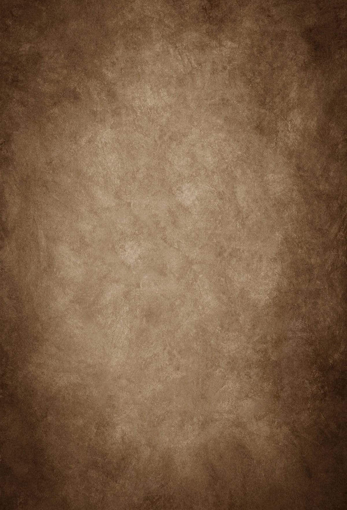 Katebackdrop£ºKate Old Master Abstract Texture Dark Brown Backdrop for Photography