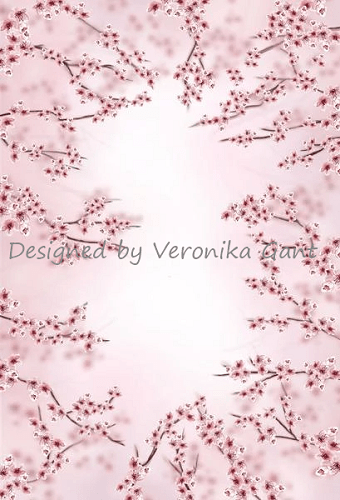 Kate cherry blossom tree designed by Veronika Gant