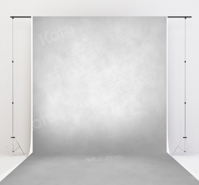 Kate Sweep Backdrop Light Grey Abstract For Photography