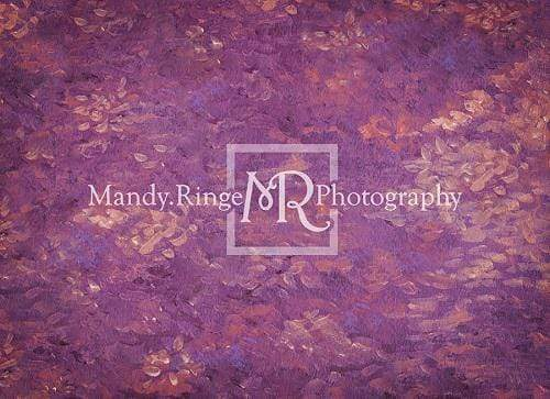 Kate Purple and Pink Texture Backdrop Designed By Mandy Ringe Photography