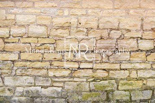 Kate Cream Stone Wall Backdrop Designed By Mandy Ringe Photography