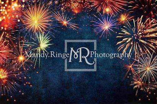 Kate Firework Celebration New Year Backdrop Designed By Mandy Ringe Photography