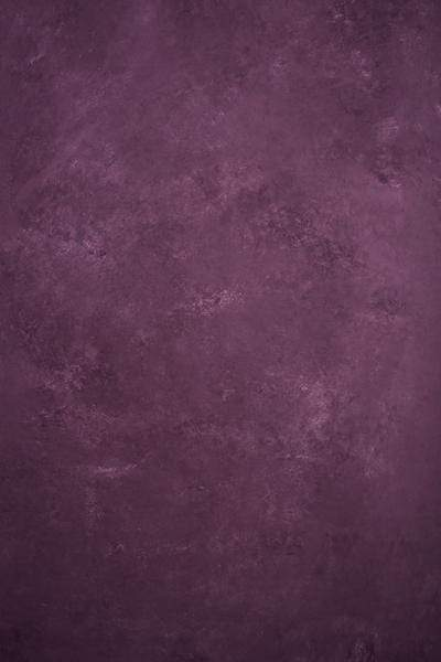 Kate Abstract Texture Purple Colorfulness Hand Painted Canvas Backdrop