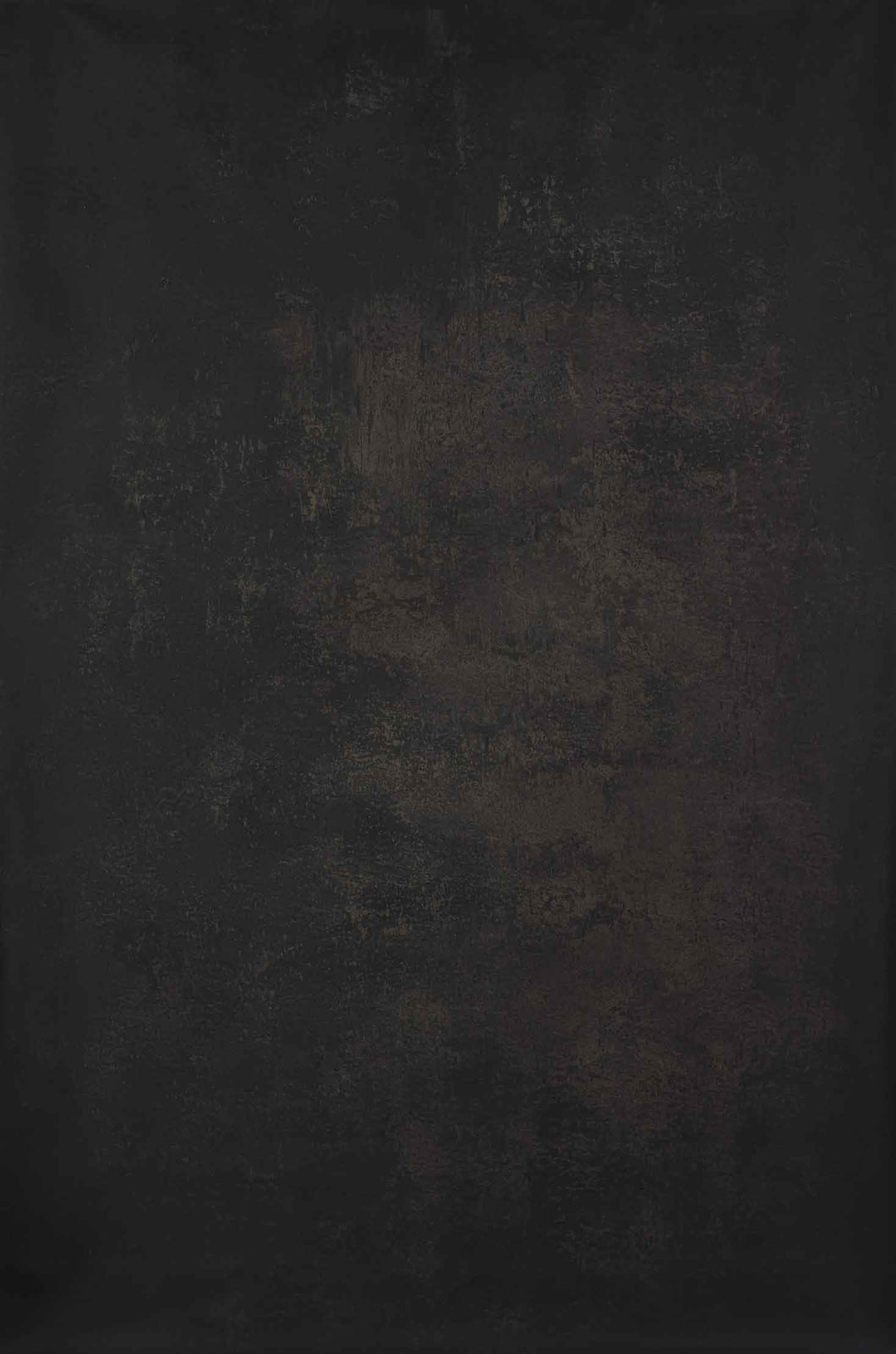 Kate Dark Grey Black Texture Abstract Background Hand Painted Canvas Backdrop