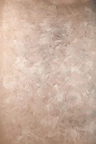 Kate Abstract Brown Beige Strong Textured Hand Painted Backdrops Canvas