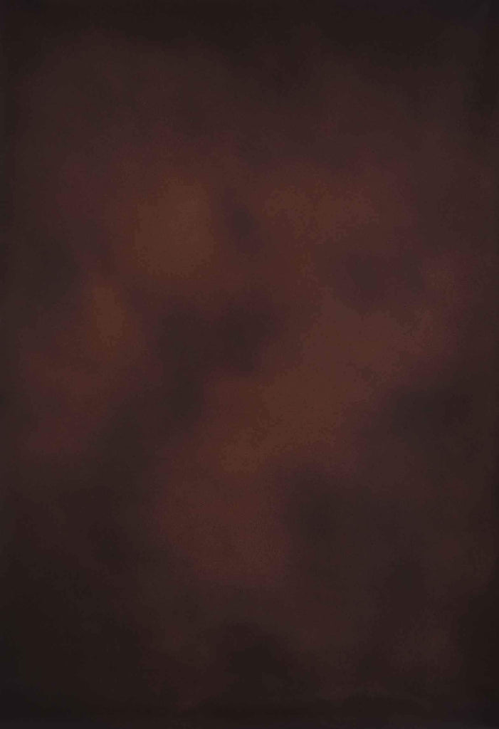 Kate Soft Brown Abstract Texture Spray Hand Painted Backdrop