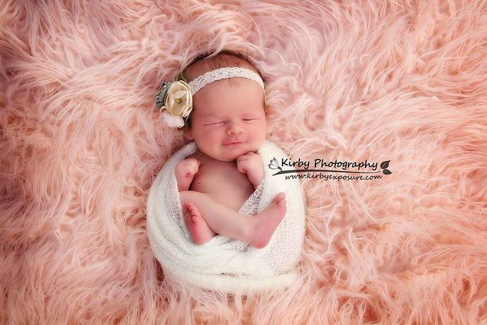 Kate Children photography Flokati rugs props photo newborn