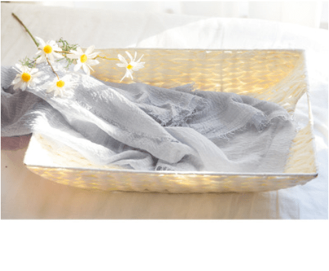 Load image into Gallery viewer, Kate 90x180cm Newborn Baby Cotton Fabric Ripple Wrap for photography