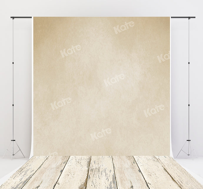 Kate Sweep Cream Abstract Wood Backdrop for Photography
