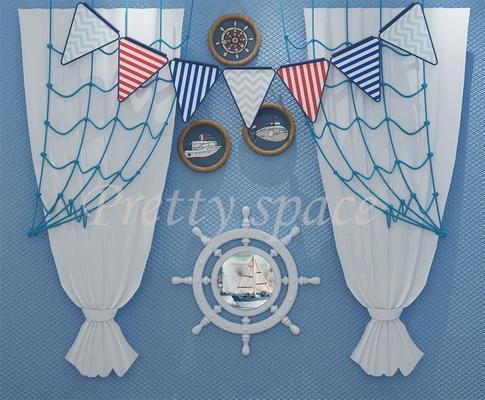 Kate Summer Voyage Backdrop Designed by Prettyspace
