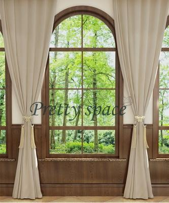Kate Window Wall Backdrop for Photography Designed by Prettyspace