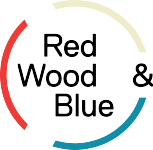 Red, Wood & Blue