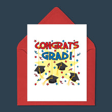 Load image into Gallery viewer, Congrats Grads!