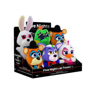 FUNKO 50471 Five Nights at Freddy's: Security Breach Plush with DISPLAY BOX