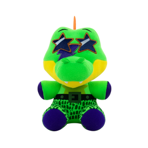 FUNKO 47384 Five Nights at Freddy's: Security Breach Plush MONTGOMERY GATOR 7""