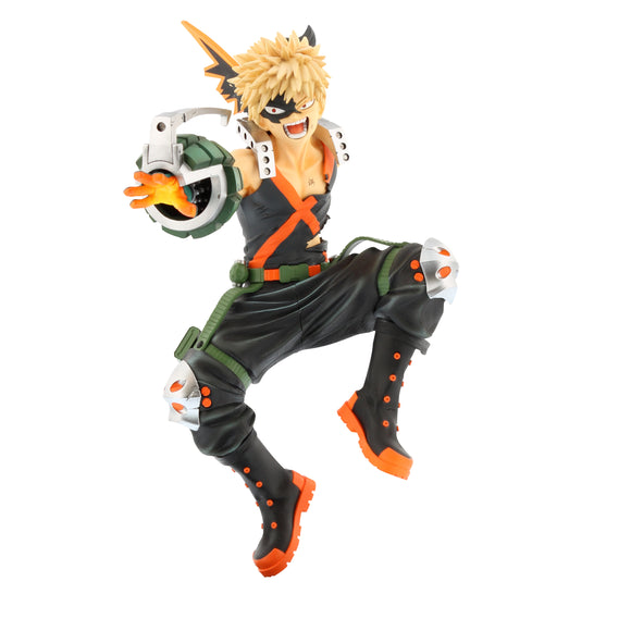 BANPRESTO 16115 My Hero Academia Banpresto Colosseum Vol.7 Katsuki Bakugo Figure