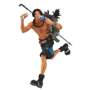 BANPRESTO 16140 One Piece Three Brothers Portgas D. Ace Figure